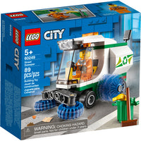60249 Street Sweeper - New sealed in box