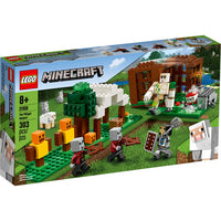 21159 Minecraft The Pillager Outpost - New sealed in box