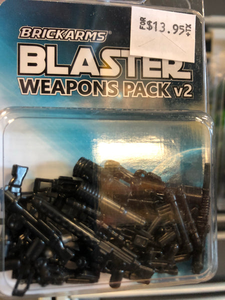 Blaster Pack - Brickarms