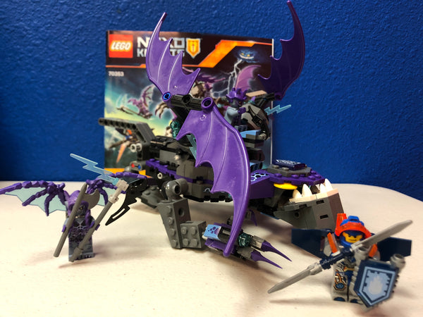 70353 Nexo Knights The Heligoyle - Used LEGO Set