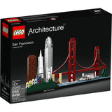 21043 Architecture San Francisco - New sealed in box