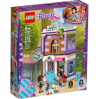41365 Friends Emma's Art Studio - New sealed in box