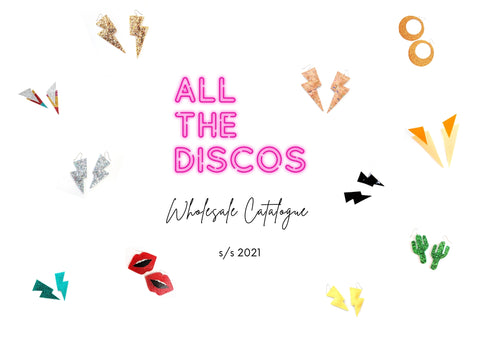 All The Discos wholesale catalogue