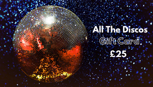 All The Discos Gift Card £25