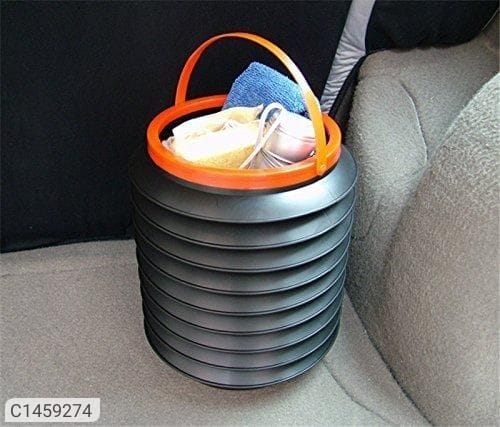 Collapsible Foldable Car Dustbin Pop Up Trash Can
