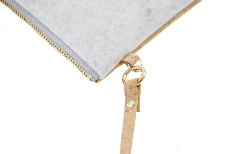 CERRIS clutch / shoulder bag