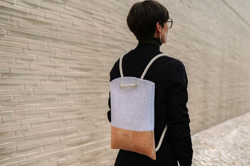 SUBER slim backpack