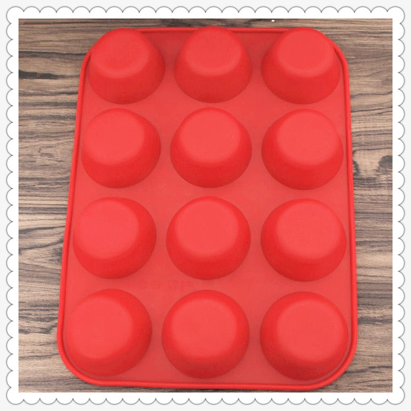 Muffin Baking Tray - premierekitchenhelpers