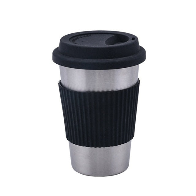 Coffee Cup with Lid - premierekitchenhelpers