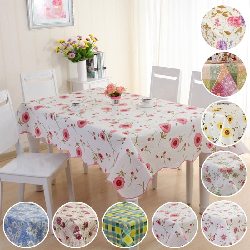 Kitchen Tablecloth - premierekitchenhelpers