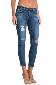 "Jeans ""Super skinny ankle Distressed"""