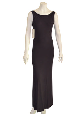 RALPH LAUREN COLLECTION VESTIDO MAXI SIN MANGAS (5123782279303)