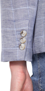 "Blazer ""Windowpane"" (5183860539527)"