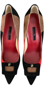 "Zapatos ""Suede Pumps"" (5183861227655)"