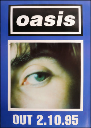 Oasis posters-Collectors set 2. Original