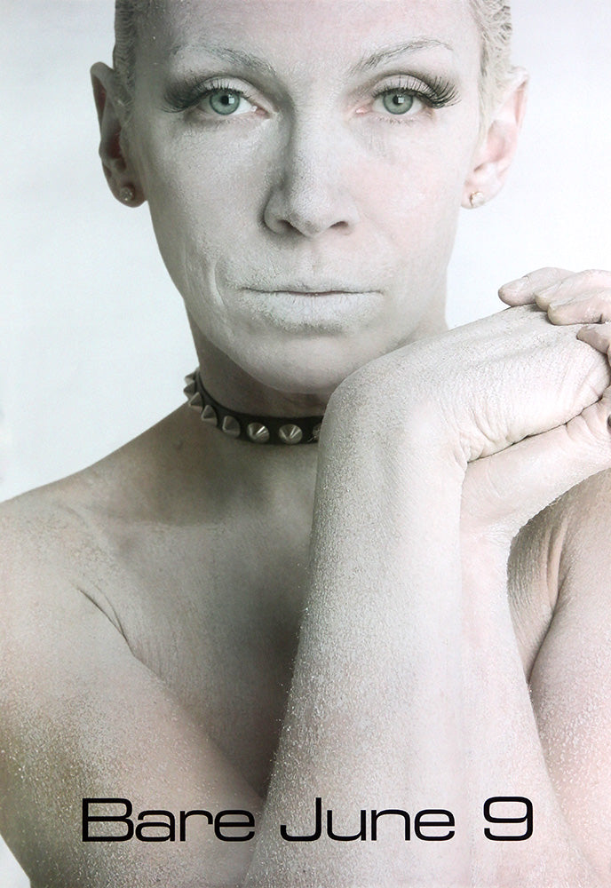 Annie Lennox poster - Bare