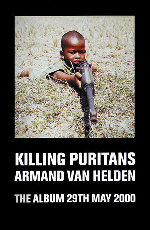 Armand Van Helden poster - Killing Puritans