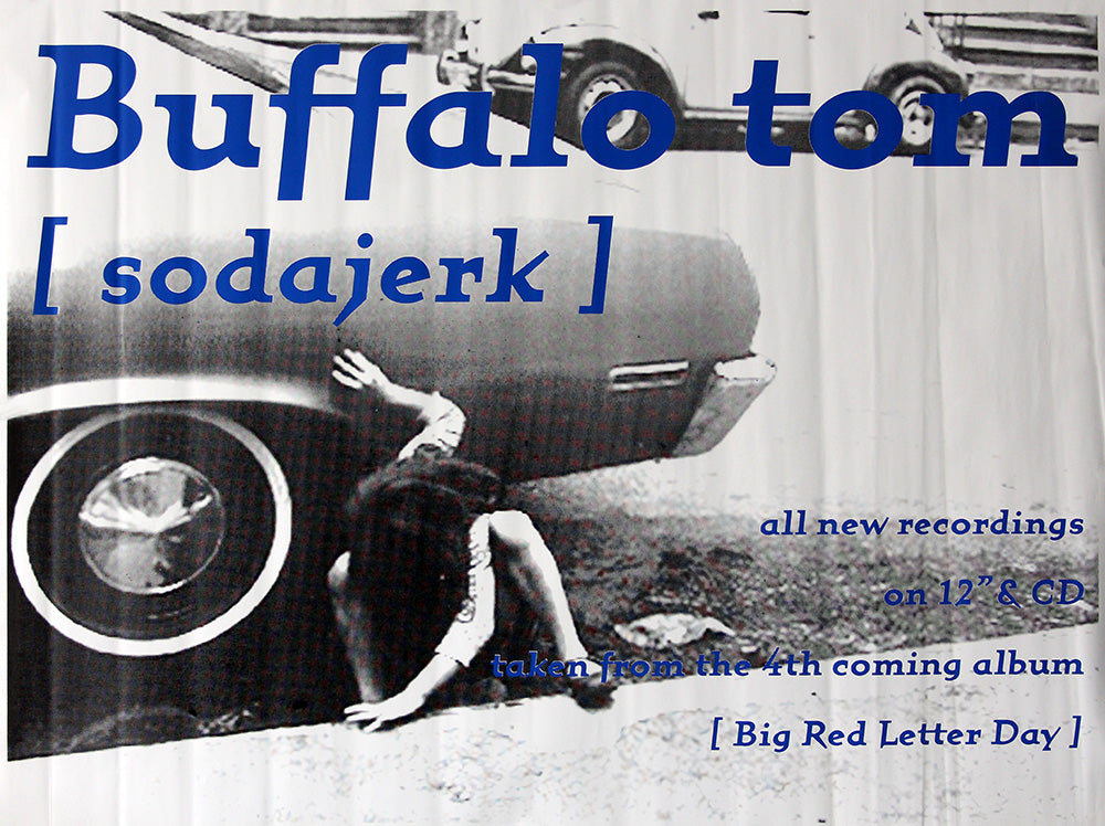 Buffalo Tom poster – Sodajerk