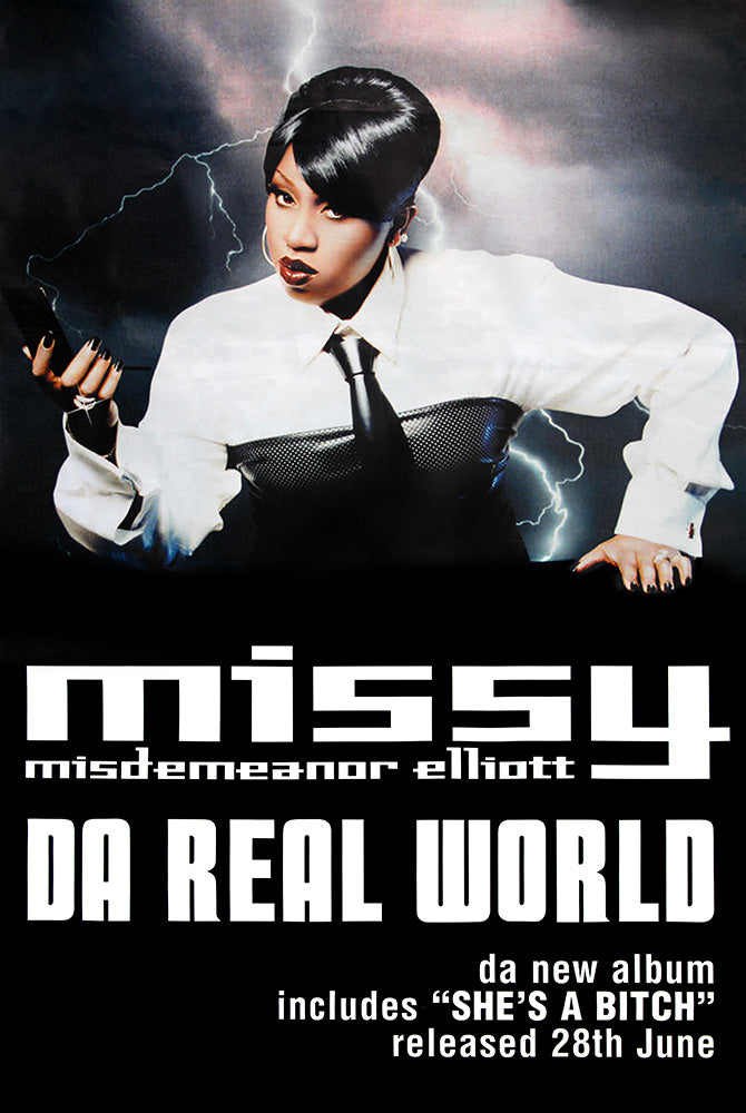 Missy Misdemeanor Elliot - Da Real World