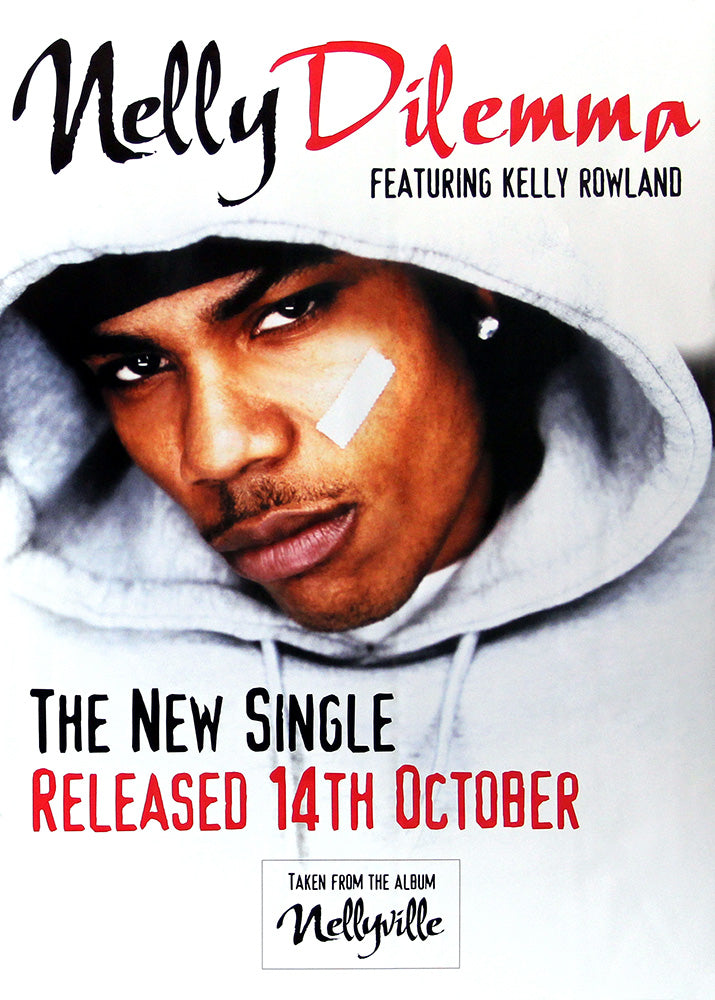 Nelly poster - Dilemma