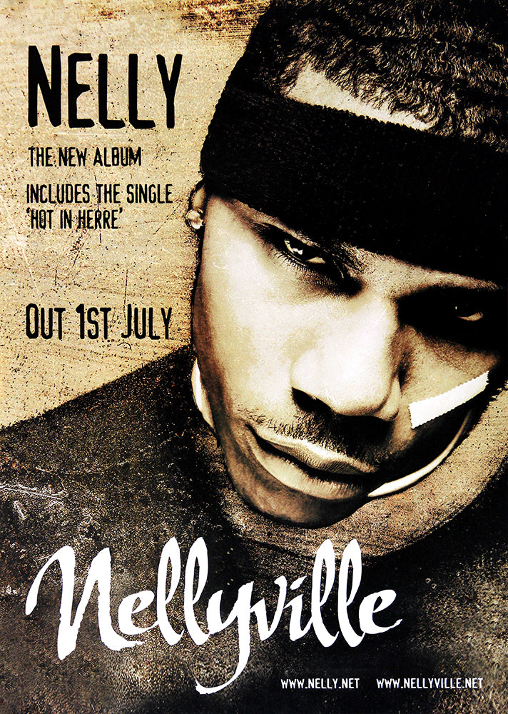 Nelly poster - Nellyville
