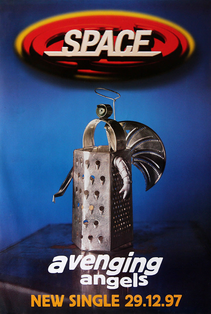Space poster – Avenging Angels