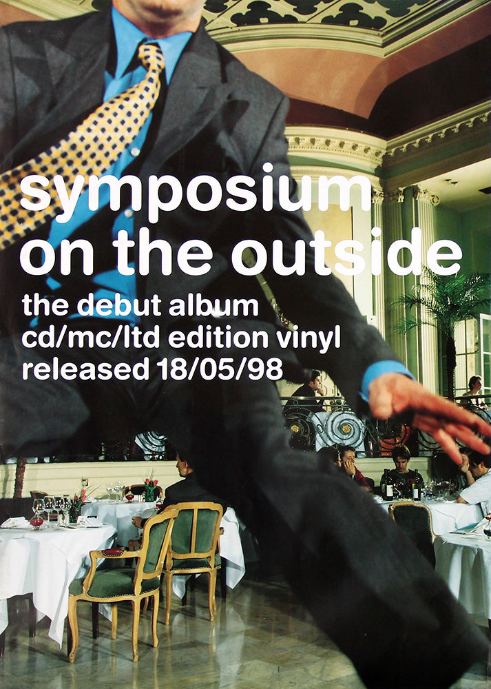 Symposium poster - On the Outside