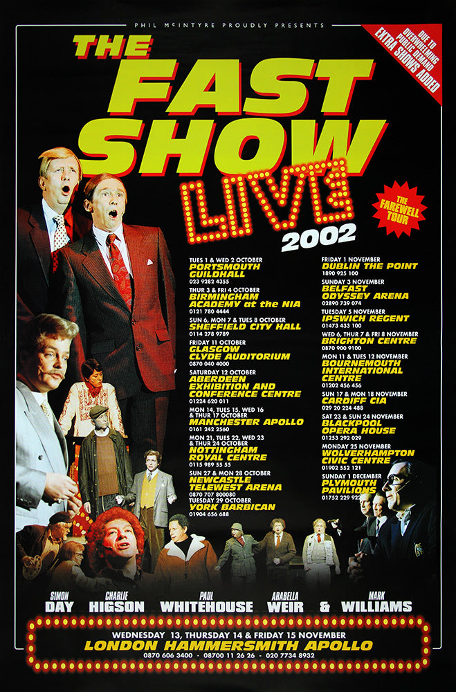 The Fast Show Live - 2002