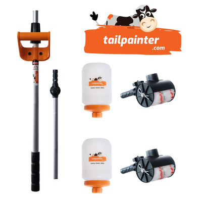 Better heat detection with less effort – relaunching The Tailpainter - PRESS RELEASE March 19th 2020