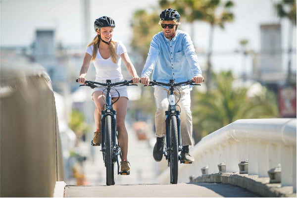 The Health Benefits of Riding Electric Bikes