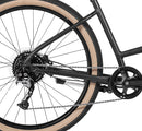 Norco Scene 1 Hybrid Bike Black (2020)