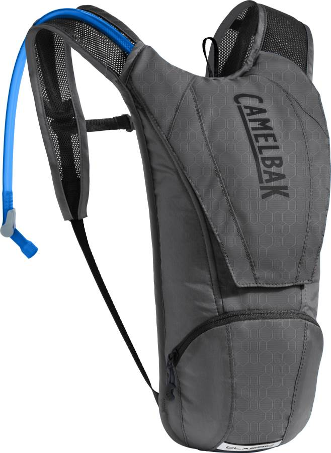 CamelBak Classic 2.5L Hydration Pack Graphite/Black
