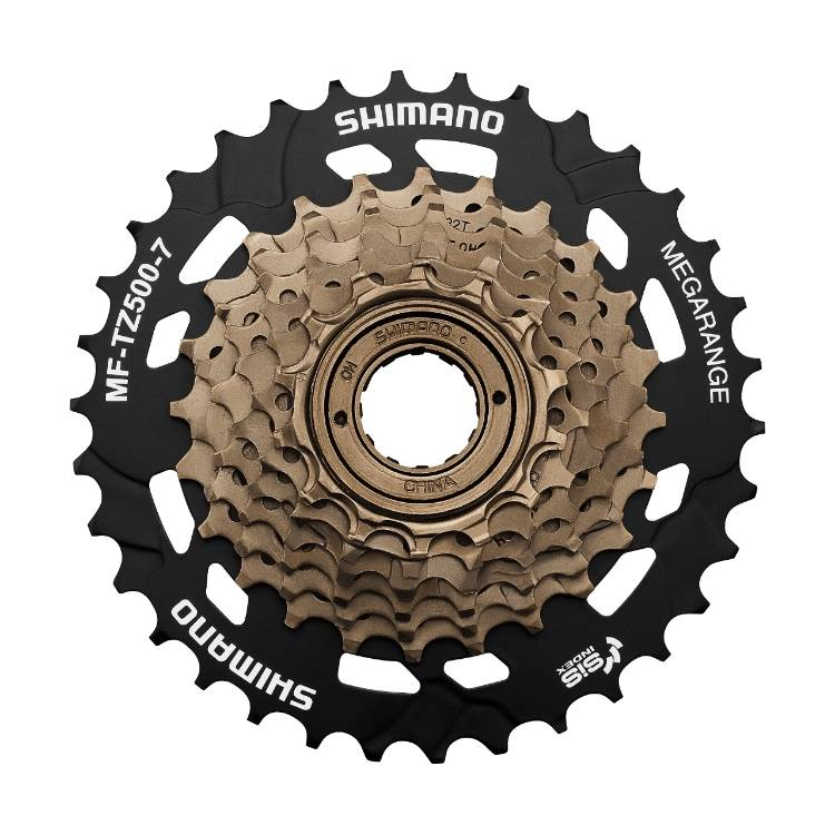 Shimano Freewheel Tourney TZ500 14-28 7-Speed