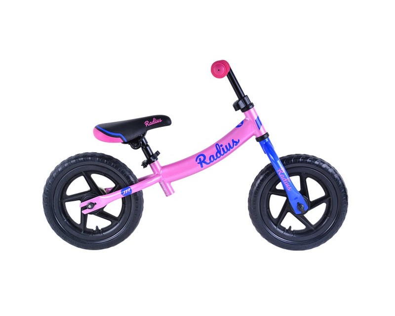 2019 Radius Jr Runner Bike Pink With Navy Blue K12