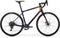 Merida Silex 6000 Adventure Road Bike Dark Blue/Orange (2019)