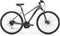 Merida Crossway 100 Ladies Hybrid Bike Silver (2019)