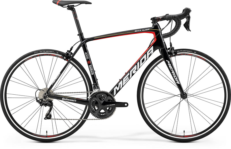 Merida Scultura 4000 Team Bahrain Road Bike (2019)