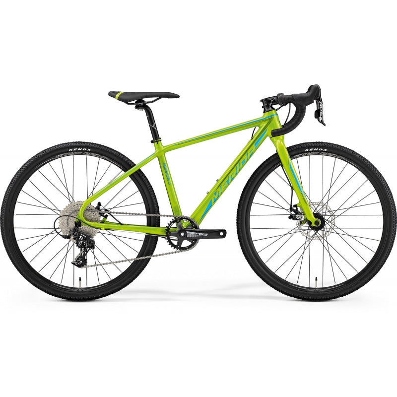 2019 Merida Mission J CX Green With Blue K26