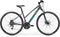 Merida Crossway 40D Ladies Hybrid Bike Silver/Blue (2019)