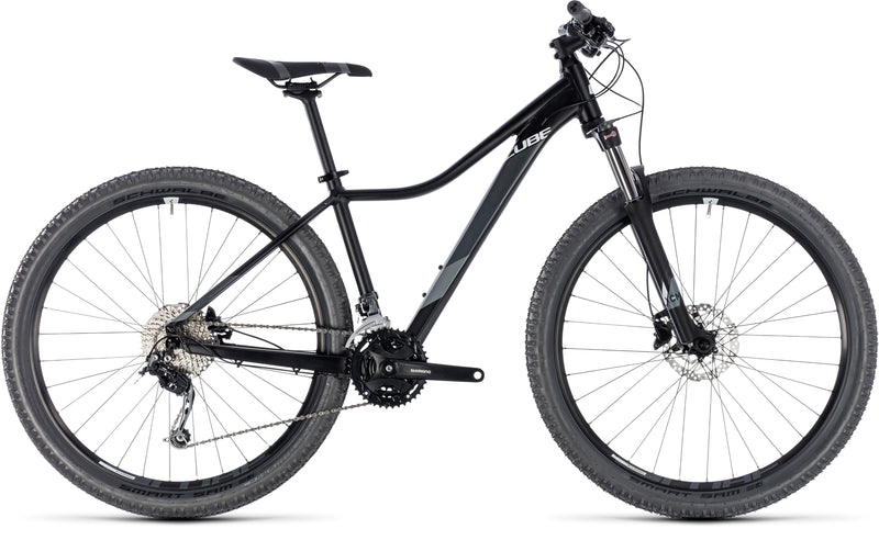 "Cube Access WS Pro 27.5 Hardtail Mountain Bike Black n Grey XS/13.5"" (2018)"