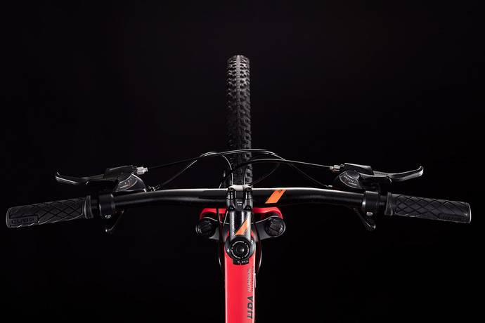 "Cube Aim 29 Hardtail Mountain Bike Red'n'Orange LG/19"" (2019)"