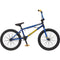 "2021 GT Slammer 20"" BMX Electric Blue with Gold"