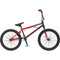 "2021 GT Slammer 20"" BMX Satin Black with Red Fade"