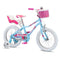 "Mongoose Missy Goose 16"" Kids Bike Blue"