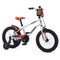 "Mongoose Mity Goose 16"" Kids Bike Silver"