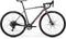 Merida Mission CX 5000 Cyclocross Bike Silk Silver/Black/Red (2020)