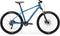 2020 Merida Big Seven 300 Light Blue With Silver Decals