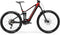 Merida eOne Forty 4000 Electric Mountain Bike Gloss Red/Matt Black (2020)