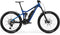 Merida eOne Sixty 800 SE Electric Mountain Bike Gloss Blue/Matt Black (2020)