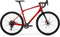 Merida Silex 600 Gravel Bike Glossy Red/Matt Black (2020)
